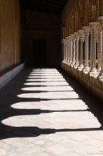 Les galeries du cloître