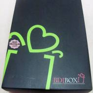Unboxing the October 2012 BDJ Box