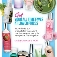 The Body Shop All Time Faves