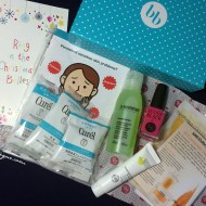 "Unboxing: Bellabox December 2014 ""Ring in the Christmas Belles"" Beauty Box"