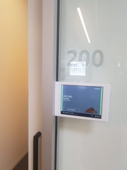 Cloudflare meeting room numbers are HTTP status codes. 200 OK!