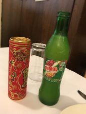 Portuguese cuisine at Escada - soft drink