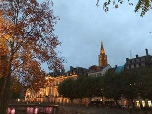 Evening in Strasbourg