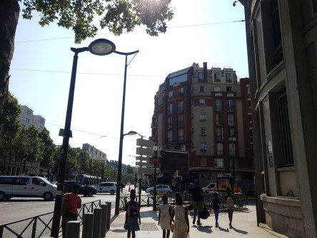 Random street pic in Paris.
