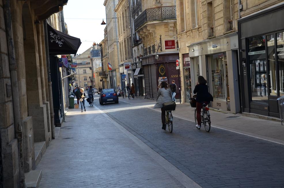 Jeanne à Bordeaux – jour 1