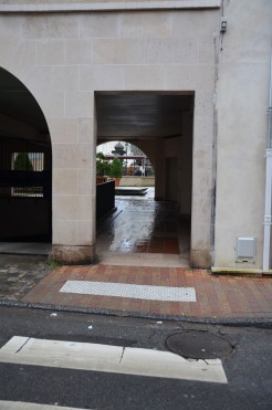 Passage vers la place Louis XI
