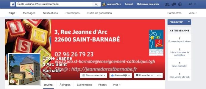 Suivre JdA_Facebook. 2