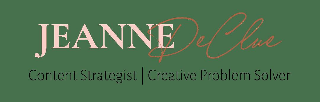 Jeanne De Clue