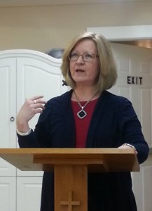 Jeanne speaking at new life AG May 2015 (2)crop