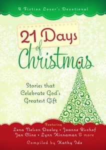 Treasure the Quiet Moments: 21 Days of Christmas