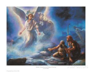 Jesus is born