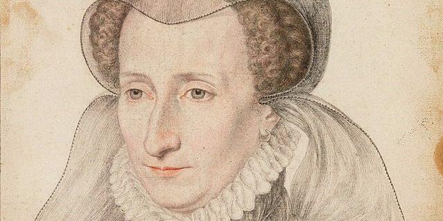 Jeanne d'Albret portrait