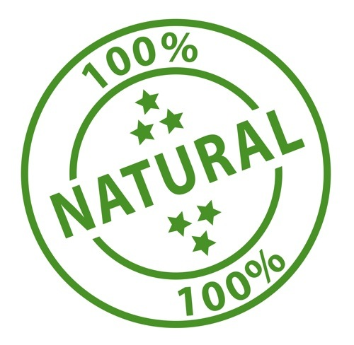"100% Natural Logo for ""goop"""