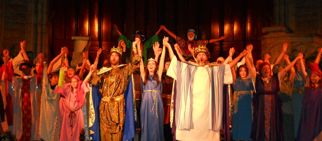 Esther the Musical, on October 12 & 13 in Grove City