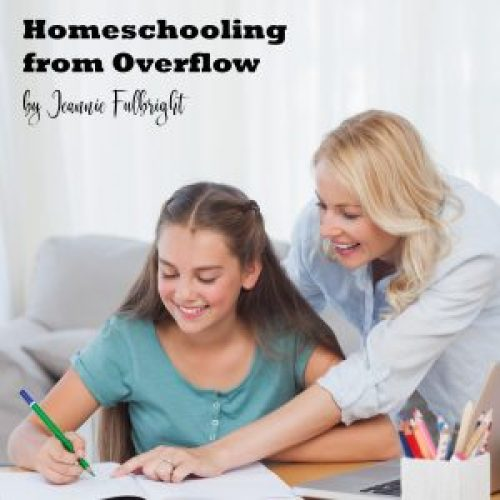Homeschooling from Overflow