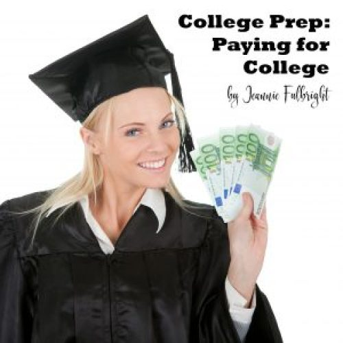 College Prep: Paying for College
