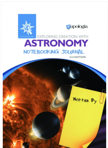 Astronomy - Journal Image