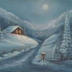 Silent Night by Jeannie House