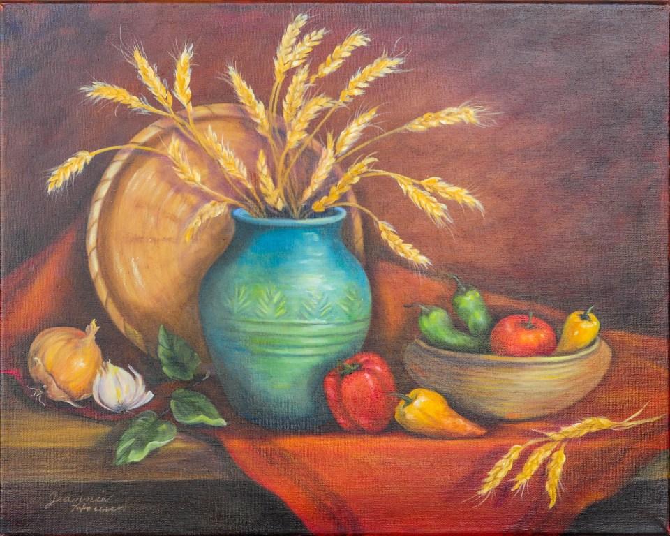 201 - Golden Harvest