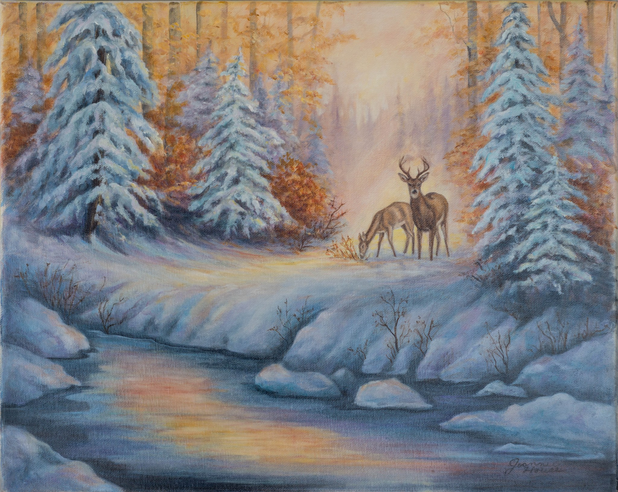 Early Snow by Jeannie House