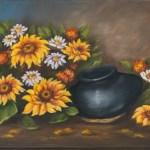 Flower Triptych
