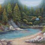 Sierra Morning by Jeannie House
