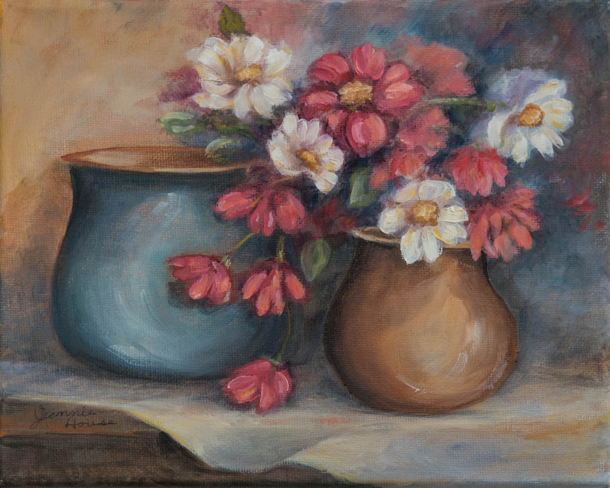 Southwest Bouquet by Jeannie House