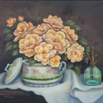 Roses Roses Roses by Jeannie House