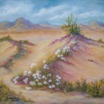 Flowering Dunes by Jeannie House