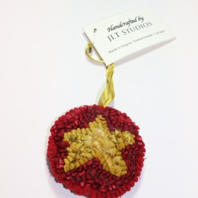 Christmas Star Ornament #23