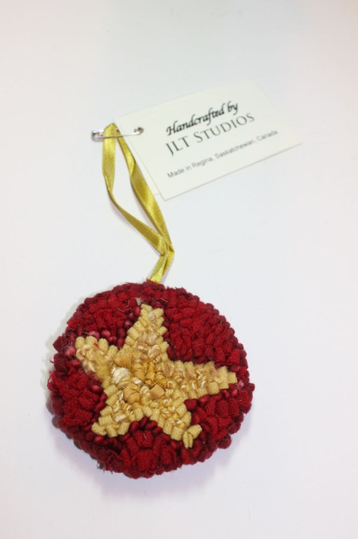 Christmas Star Ornament #26