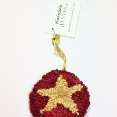 Christmas Star Ornament #29