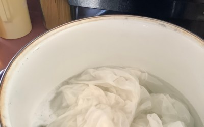 Natural Dyeing – Mordants