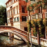 Venice - Venetian Bridge