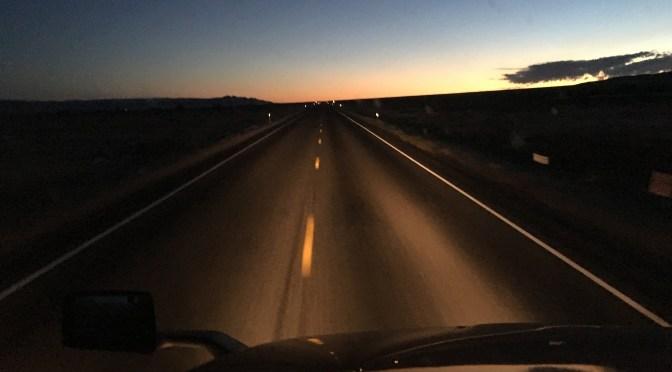 Vu sur la route – vidéo