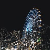 Roller Coaster x Ferris Wheel