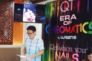 QT Era of Chromatics Event, Owner