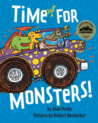 Image result for timeout for monsters cover
