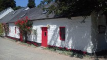 irish cottage, wicklow
