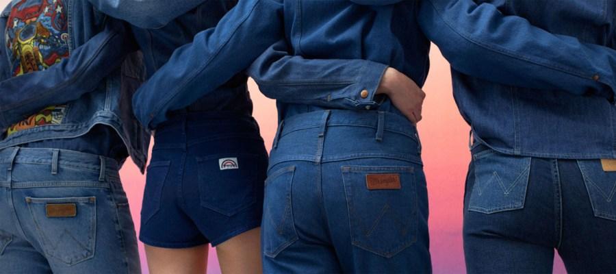 Wrangler Jeanshosen Shorts