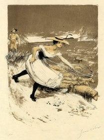 8 Chansons d'aieules 1898