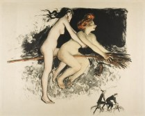 13 Album de lithographies originales no 1 édité par Duchatel 1900