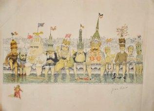 1 Le bain de pieds international 1900