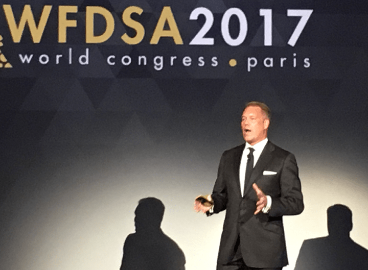 """WFDSA 2017 """"Direct selling will be back !"""""""
