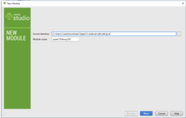 How to include and use OpenCV 3 2 on Android Studio • Jean Vitor