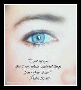 BrittanysLeftEye3Psalm119