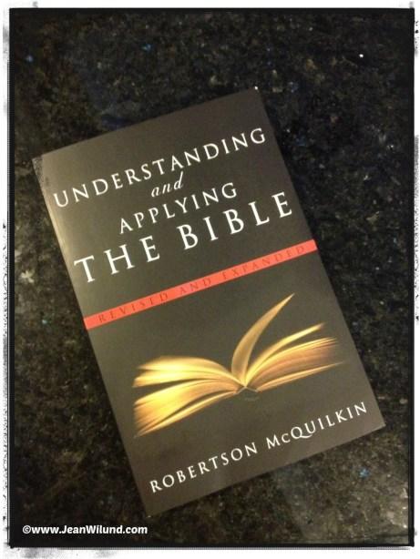 McQuilkin's Book