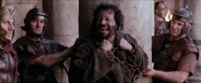 Barabbas - God still pardons murderers