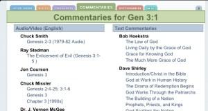 Blue Letter Bible - Commentaries