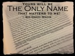 "Big Daddy Weave sings ""The Only Name"" ~  Philippians 2:9"